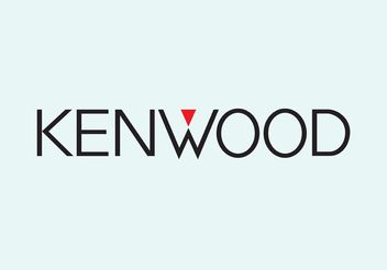 Kenwood - Free vector #162275