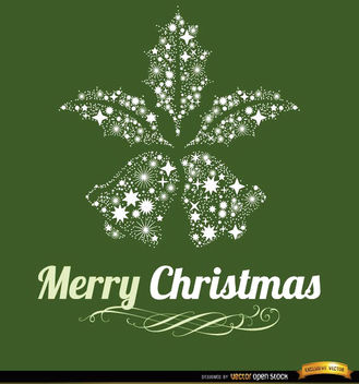 Christmas bells background - vector gratuit #165295