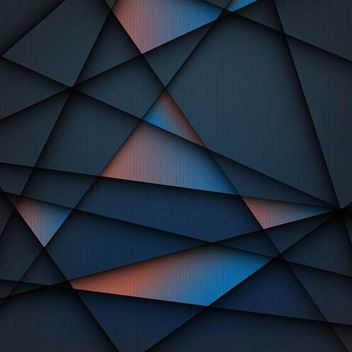 Creative Geometric Lines Tiled Background - бесплатный vector #166515