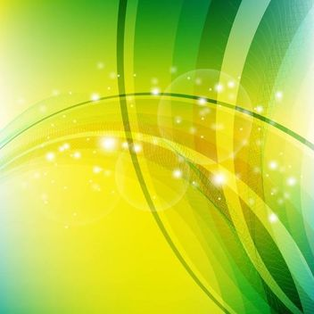 Abstract Curves & Spiral Lines Background - Free vector #166575