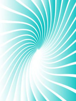 Spiral Vortex Rays Background - vector gratuit #167125