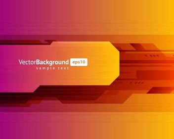 Abstract Technology Background with Circuit - Free vector #167235