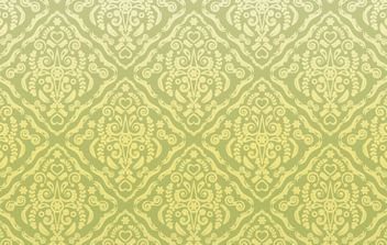 Light Gold Seamless Pattern - vector gratuit #168205