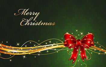 Christmas Background for Your Design - vector #168665 gratis