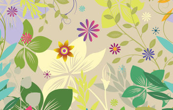Color Vector Background - Free vector #168735