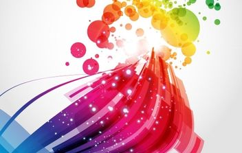 Abstract Vector Background 2 - vector gratuit #169075