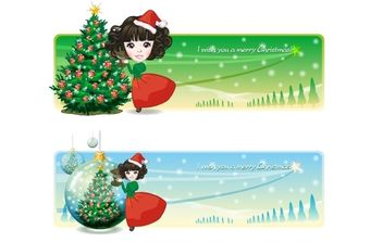 Christmas wishes 2 - Free vector #169555