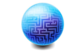 Labyrinth - vector #171055 gratis