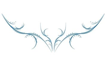 Abstract Antlers - vector #171305 gratis