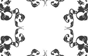ornamental thing - vector #172625 gratis