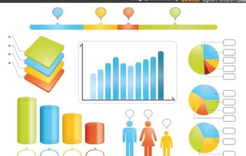 Infographics - Free vector #174635