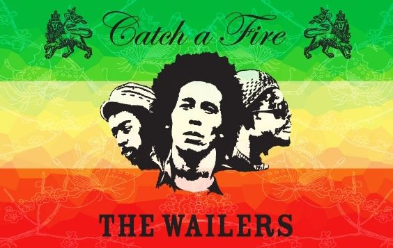 O cartaz do Wailers - Free vector #174805