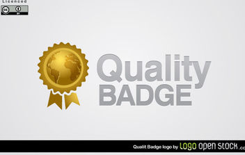 Quality Badge - vector gratuit #175045