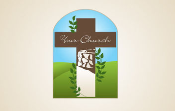 Your Church 2 - vector #175185 gratis