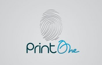 Print One - vector #175925 gratis