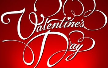 My valentine day - vector gratuit #176405