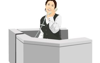 Business women 3 - Free vector #177285