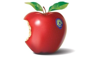 apple - vector #177295 gratis
