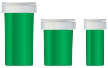 Medical Jar - Free vector #177895