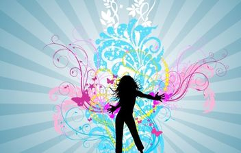 Handmade Visual Magic - vector #178295 gratis