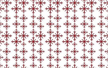 Holiday Christmas Pattern - vector gratuit #178515