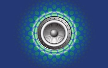 Pure Sound Vector - vector gratuit #178855
