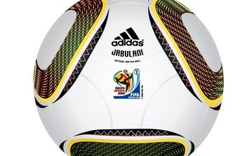 Fifa 2010 world cup ball vector - Free vector #178905