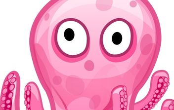 Free vector art-Octopod - Free vector #178935