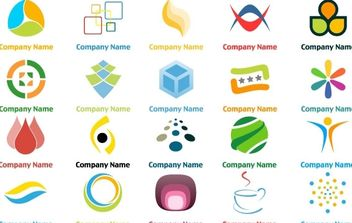 Free Logo Elements - vector #180315 gratis