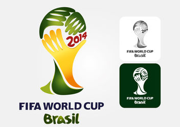 Fifa World Cup Brasil 2014 - Free vector #181505