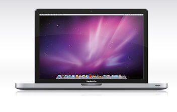Unibody MacBook Pro - Kostenloses vector #181875