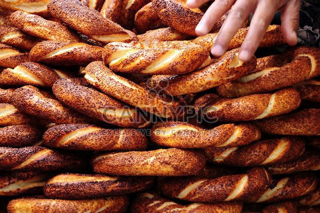 turkish bagel - image #182955 gratis