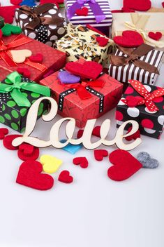 Gifts for Valentine's day - Kostenloses image #182995