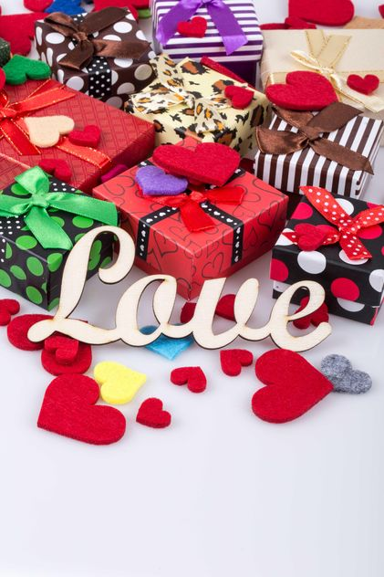 Gifts for Valentine's day - Free image #182995