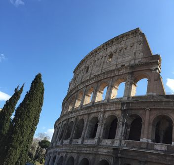 collosseum in rome - Free image #183085