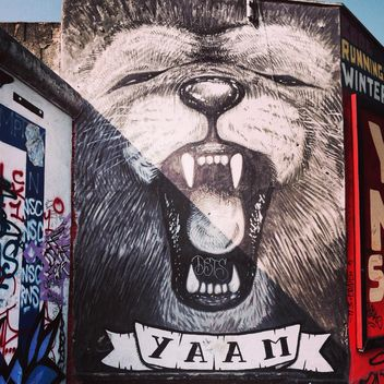 #wallscantalk #graffiti #berlin - бесплатный image #183195