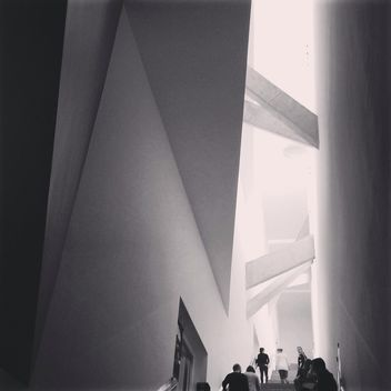 Stairs in Jewish Museum, Berlin - image gratuit #183245