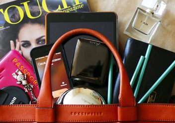 Typical Woman's Bag - Kostenloses image #183265