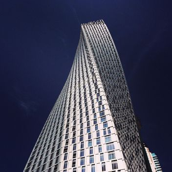 View of modern skyscraper - Free image #184065