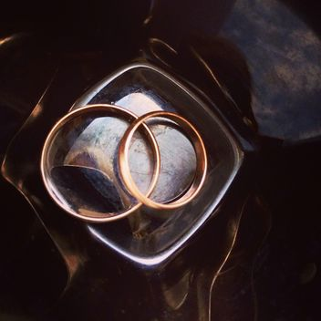 Wedding rings - image gratuit #184345