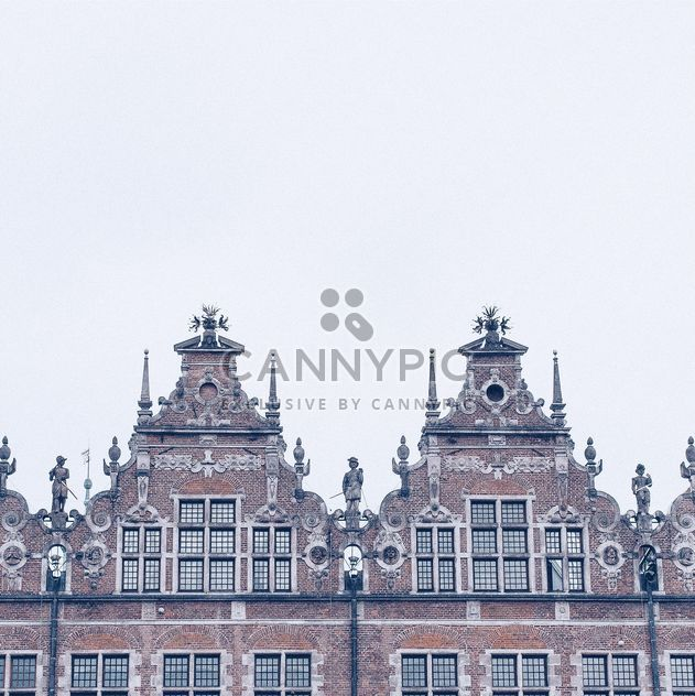 Roofs of Gdansk - Free image #184445