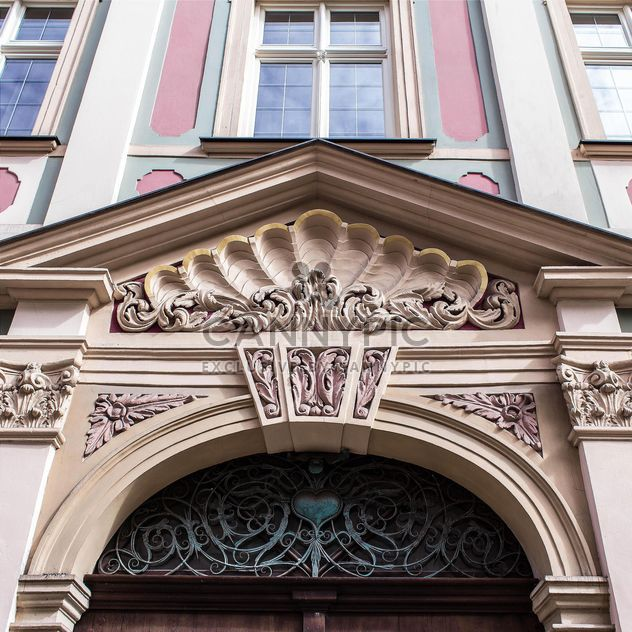 Old Wroclaw architecture - Kostenloses image #184515