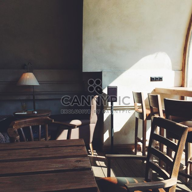 Cafe interior - Free image #185665