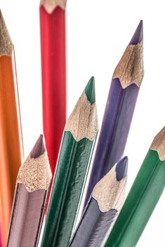 Colorful pencils - image gratuit #185765