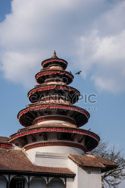 nepal temple - Free image #185965