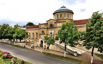 Pirogov baths in Pyatigorsk - бесплатный image #186655