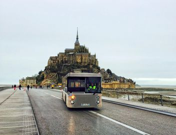 Mont Saint Michele, France - Free image #186815