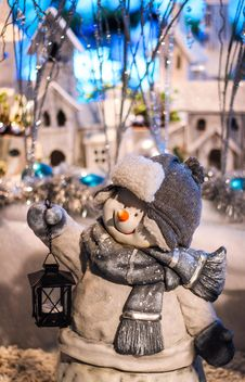 Christmas decoration figure - Free image #187335