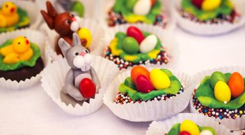 Decorative Easter sweets - Kostenloses image #187475
