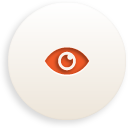 Eye - icon gratuit #188365